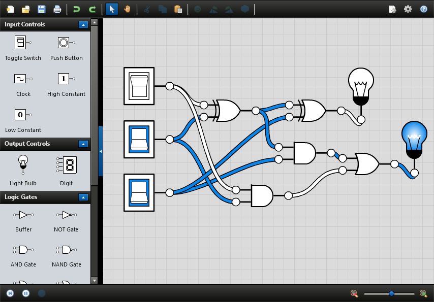 Digital Circuit Design Software - Wiring Diagram & Electricity ...